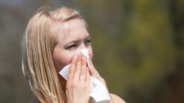 Haigestunuid veel on, kuid saabunud suvesoe on pannud ülemiste hingamisteede viirused taanduma.
