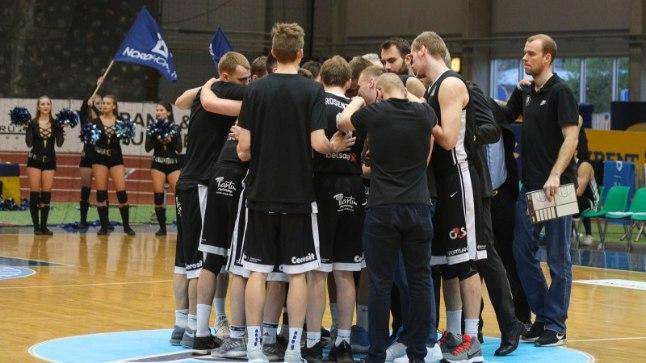 Tartu Ülikooli korvpallimeeskond võitis lõppenud Balti liiga hooajal pronksmedalid.