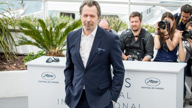 71. Cannes filmifestival.Kohtumine Gary Oldmaniga