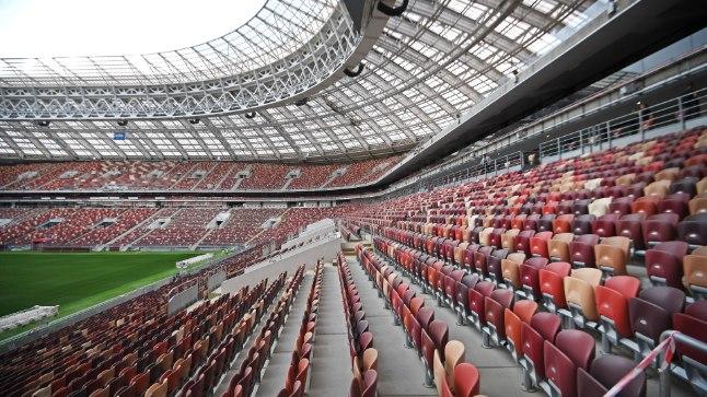 Стадион в Лужниках (Москва)
