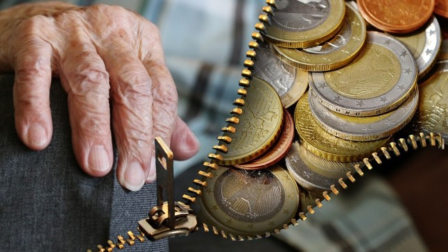 Pension on väike