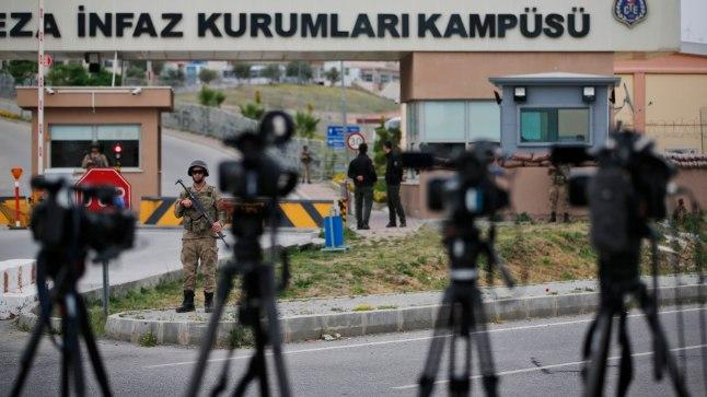 Vanglakompleks Izmiri provintsis