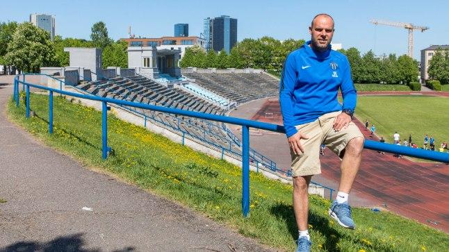 Joel Lindpere on võtnud koos Ragnar Klavaniga südameasjaks teha Tallinna Kalevist Eesti tippklubi. Esialgu on küll klubi kodustaadion trööstitu, aga on lootust, et see saab riigi ja linna toel varsti korda.