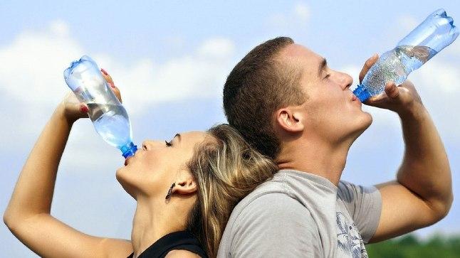 Jälgi ohumärke, et su keha vajab vett!