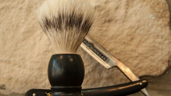 Kui habet ajades hügieenist mitte kinni pidada, võib juhtuda, et mees viskab enneaegselt pintsli nurka.