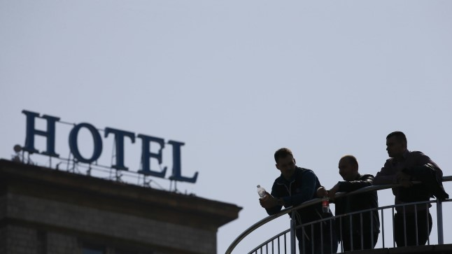 Kiievi hotellide hinnad on Meistrite liiga finaali ajal pöörased.