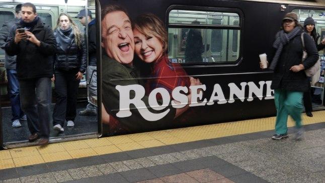 Näitlejad John Goodman ja Roseanne Barr: ABC nägi vaeva, et taaselustatud sarja reklaamida