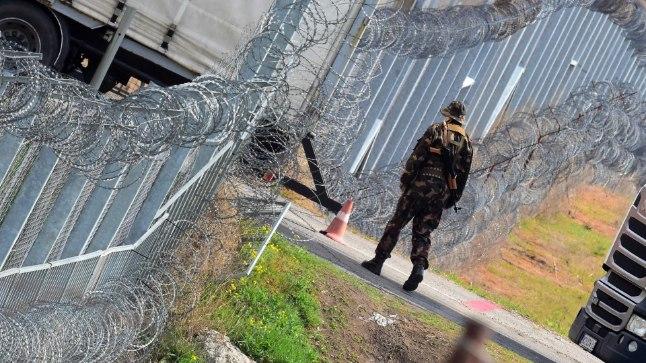Üle piiri põgenikud enam naljalt ei pääse