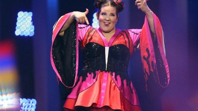Tänavune Eurovisioni võitja Netta