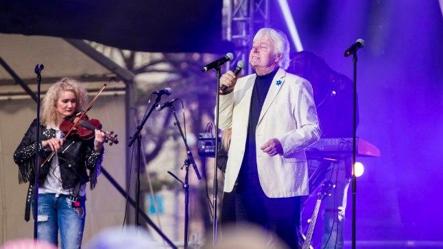 """Ivo Linna on üks paljudest muusikutest, kes esineb """"Emajõe ketile"""" järgneval kontserdil"""