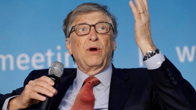 Bill Gates (62).