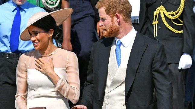 Prints Harry koos abikaasa Meghaniga