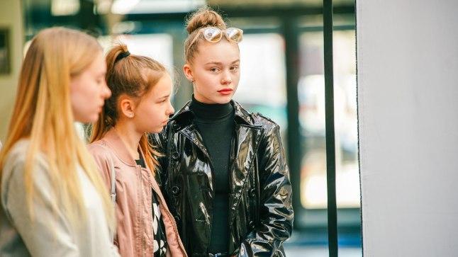 Tallinnas Nautica keskuses toimus ERKI Moeshow 2018 modellide casting.
