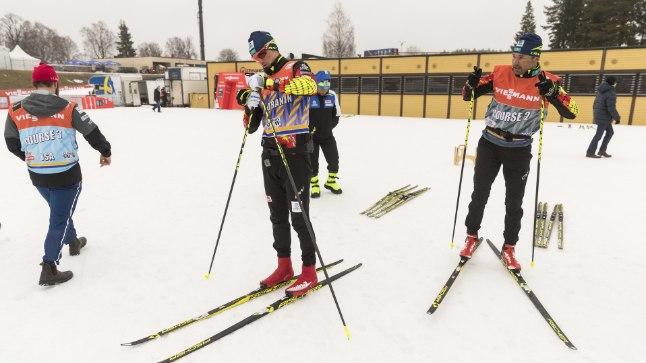 Andrus Veerpalu (paremal) ja Aleksei Poltoranini koostöö ähvardab lõppeda.