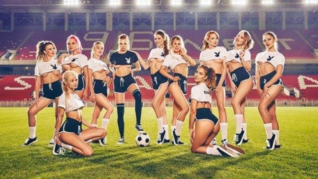 Playboy modellid.