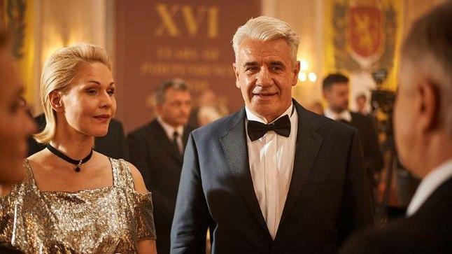 Кадр из сериала Посольство (2018)