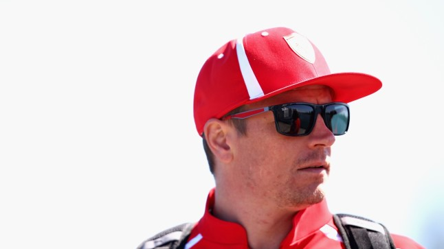 Kimi Räikköneni vanust polegi nii lihtne ära arvata.