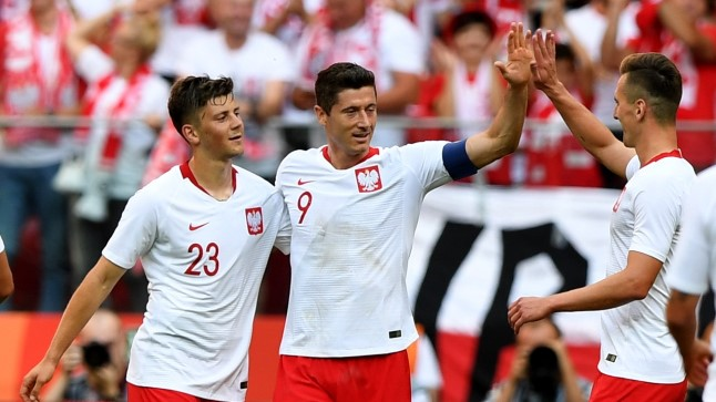 Poola läheb MMile positsiivselt noodilt.