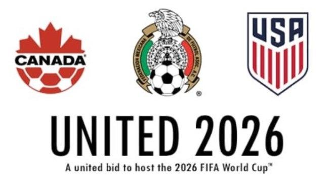 2026. aasta MM toimub Kanadas, Mehhikos ja USAs.