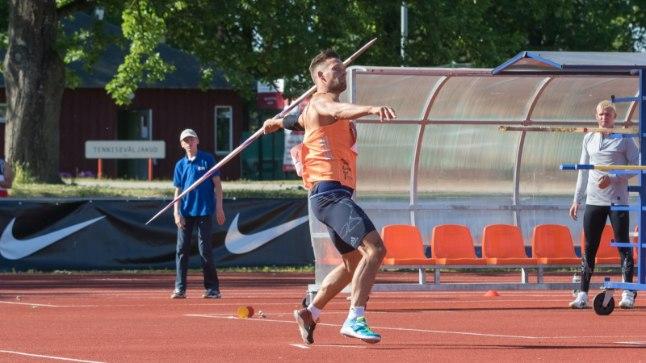 Värske odaviske rekordimees Magnus Kirt aitab Eestis ka Balti meistrivõistlustel.