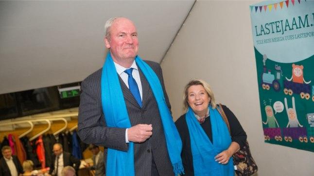 KOV valimised, Mart Luik, Pille Lill