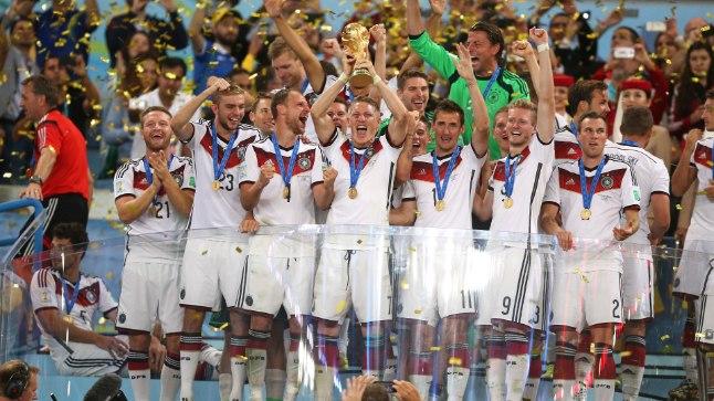 2014. aasta jalgpalli MM lõppes Saksamaa triumfiga.