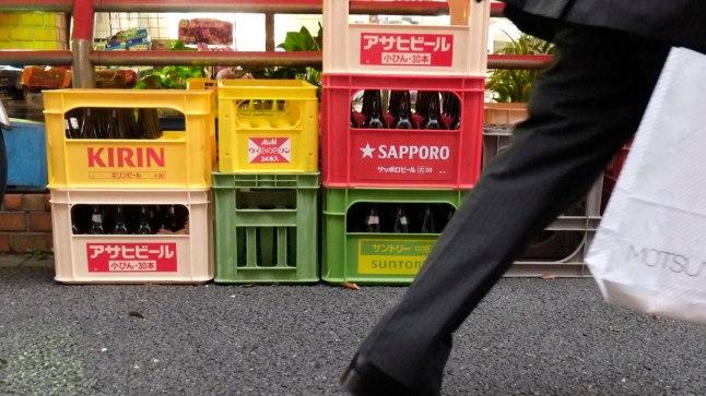 Paljudele jaapanlastele meeldib end kiirelt ja odavalt purju juua