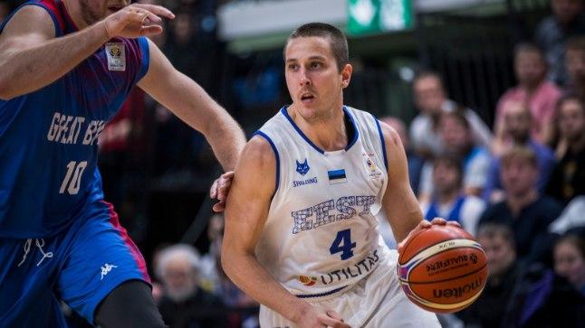 Rain Veideman esindas Eesti koondist viimati 2017. aasta lõpus, kohtumises Suurbritannia vastu.