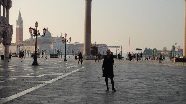 Венеция, площадь Св.Марка. Одно из самых посещаемых туристами мест в мире