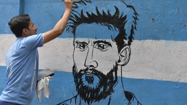 Lionel Messi on juba MMi eel seinale maalitud, kas põhjusega?