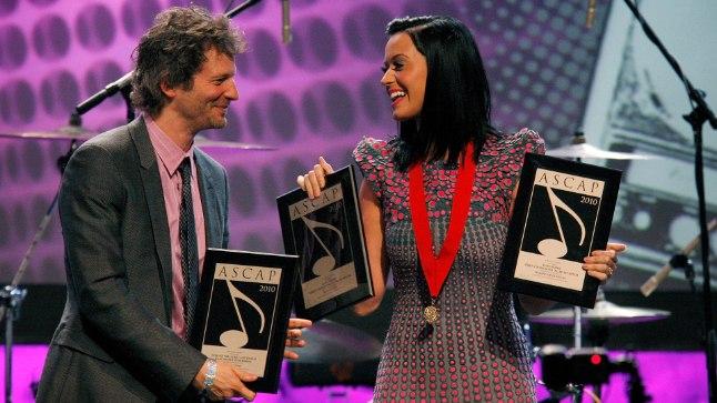 Dr Luke ja Katy Perry 2010. aastal.