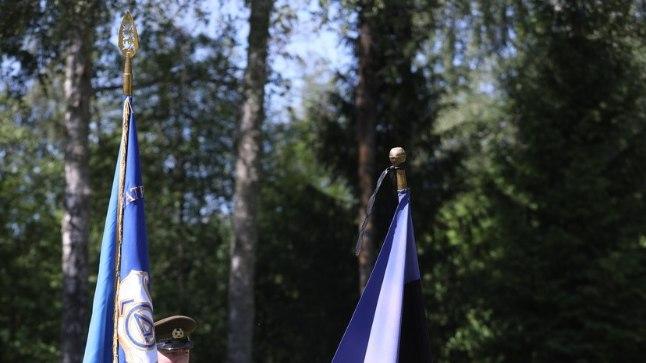 Värskas avaldati austust 1941. aastal küüditatud ja hukatud Eesti ohvitseridele