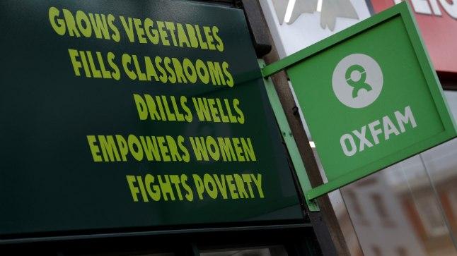 Oxfam on Briti abiorganisatsioon, mis on tegev enamas kui 90 riigis