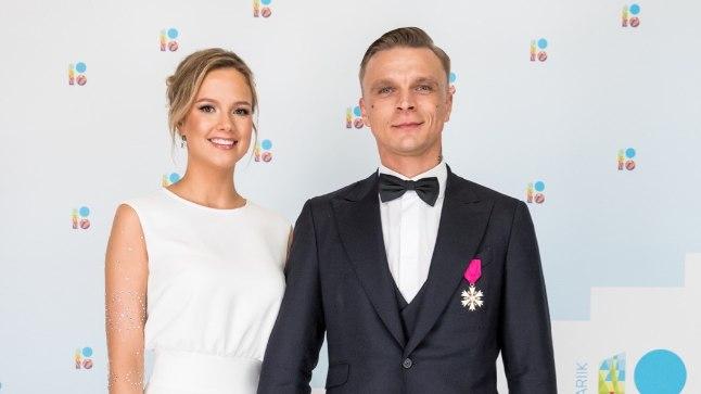 Lauren Villmann, Tanel Padar