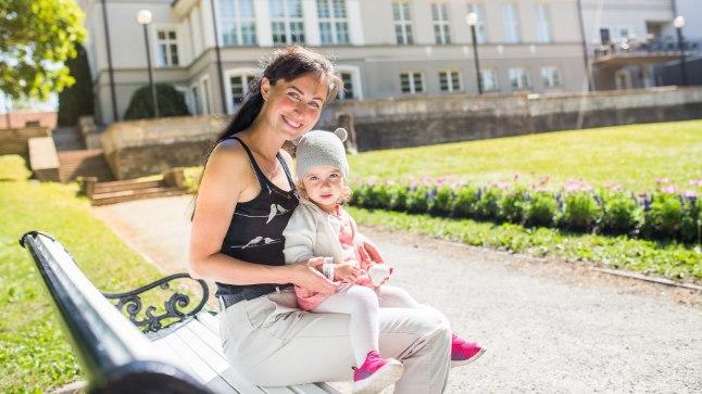 """PAREM EMA: Kui Natali saab armastatud tööd teha, on ta kodus reipam ja värskem ema. """"Soovin, et mu elu oleks tasakaalus. Et jaguks abikaasa armastust ja lähedust. Et saaks lapsega piisavalt koos olla ja et oleks tööd."""""""