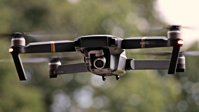 TULETÕRJUJATE ÕUDUSUNENÄGU: droonid takistasid metsatulekahju kustutamist