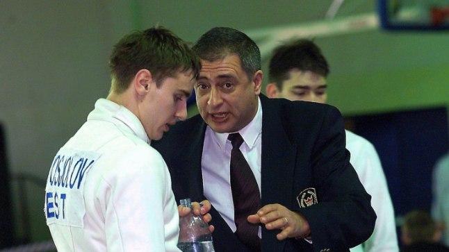 Boris Joffe on juhendanud ka Nikolai Novosjolovit.