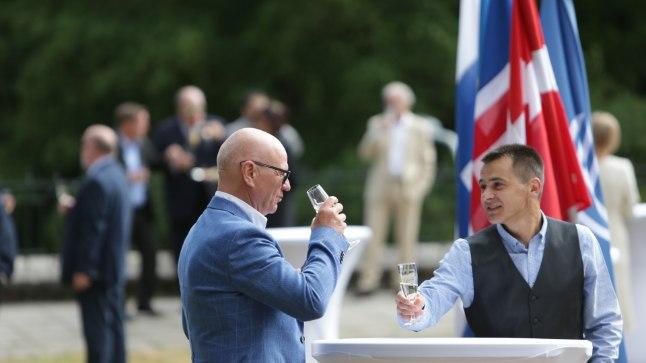 Põhjamaade saatkondade ühine suvepidu