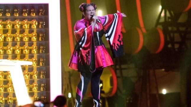 Netta Eurovisionil