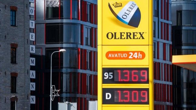 Kütusehinnad 3. mail
