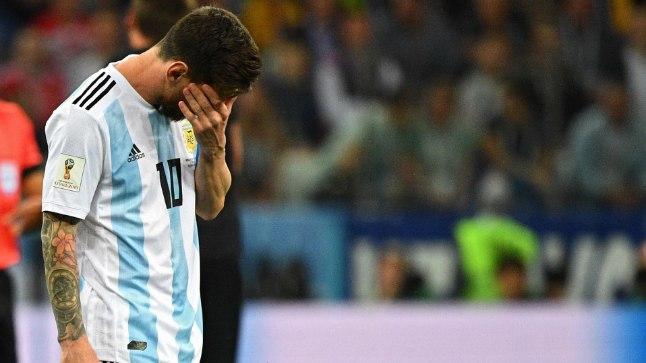 Messi MMi unistus võib peagi läbi saada.