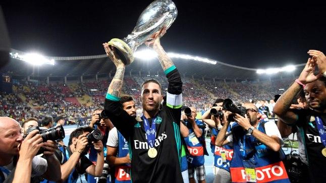 Eelmisel aastal võitis karika Madridi Real.