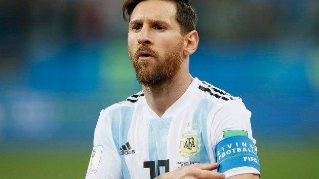 Lionel Messi ja Argentina pole end MMil käima saanud.