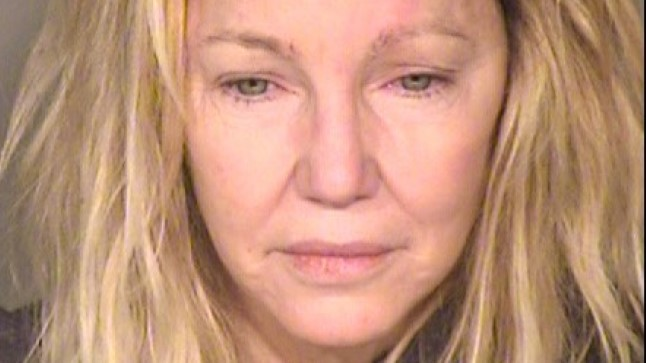 Heather Lockleari värskeim arreteerimisfoto.