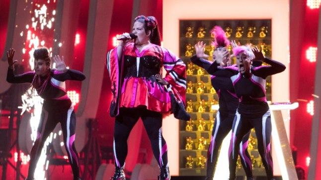 Eurovisioni võidu tõi Iisraelile lauljatar Netta.
