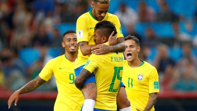 Brasiilia vutikoondis.
