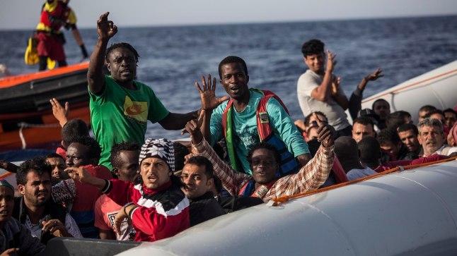 9a9b7b00a1b 14 Euroopa Liidu riiki on lubanud kaasa aidata migrantide ...