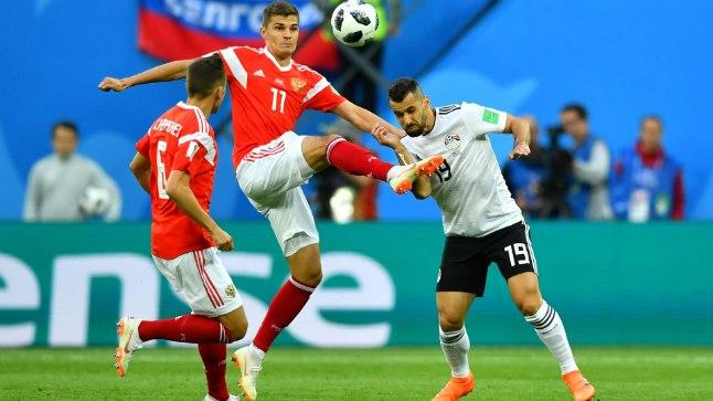 Venemaal peetaval jalgpalli MMil dopingupatuseid esialgsetel andmetel pole.