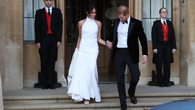 Meghan Markle ja prints Harry.