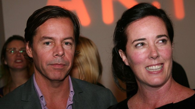 Kate ja Andy Spade 2007. aastal.